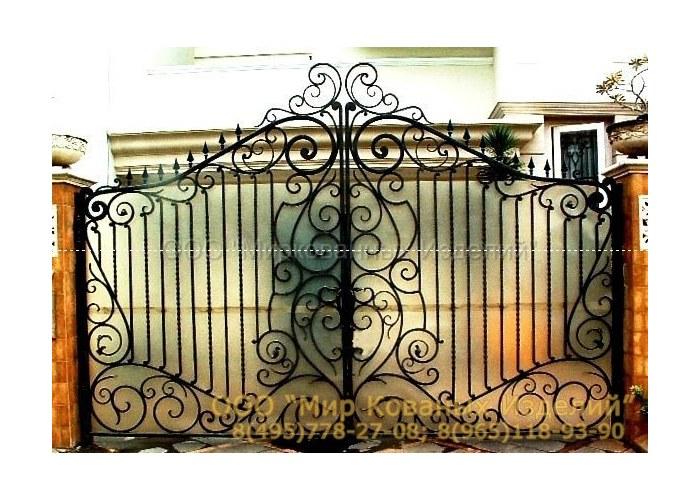 забор плетенка из металла